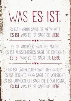 Lyrik By Erich Fried 💜