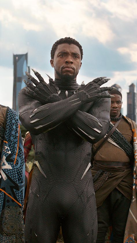 Black Panther In Avengers Infinity War 2018 Wallpapers | hdqwalls.com