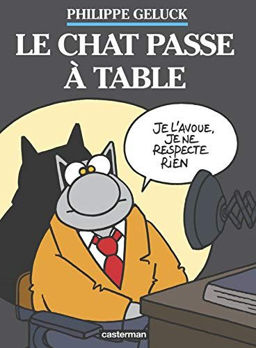Philippe Geluck Le Chat Philippe Geluck Le Site Fichier Le Chat Par Philippe Geluck Jpg Wikim En 2020 Le Chat Geluck Philippe Geluck Telechargement