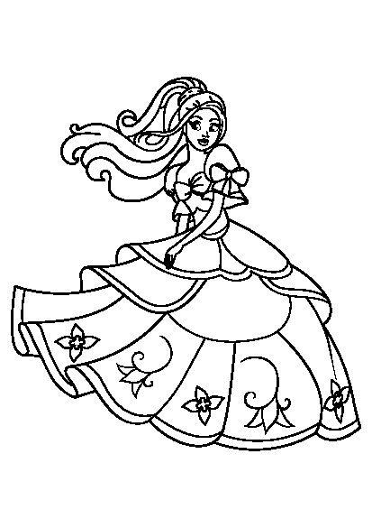دانلود کتاب رنگ آمیزی پرنسس برای کودکان مجموعه شاهزاده خانم با آموزگار Malvorlage Prinzessin Disney Prinzessin Malvorlagen Ausmalbilder Prinzessin