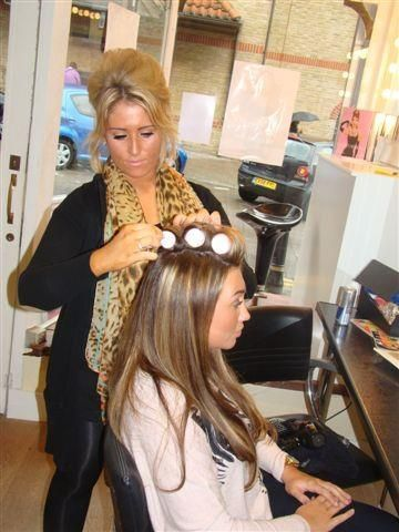Pose De Oudis En Eponge Beautiful Hairdressing Pinterest Special Interest Salons And Ointments
