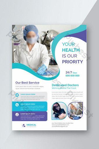 Medical Flyer Design | AI Free Download - Pikbest