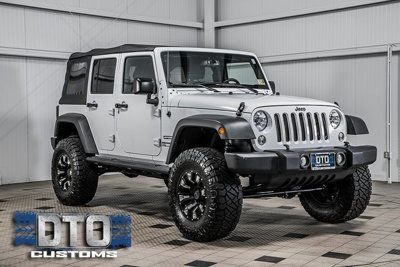 2017 Jeep Wrangler Unlimited Jeep Lifted Truck Lifted Jeep