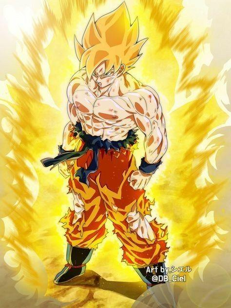 Super Saiyajin Dragon Ball Anime Dragon Ball Gt