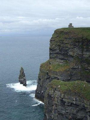 Cliffs of Moher ~ West of Ireland near Doolin.
