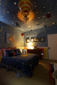 solar system kids room | Solar System Inspired Room Design Ideas ...