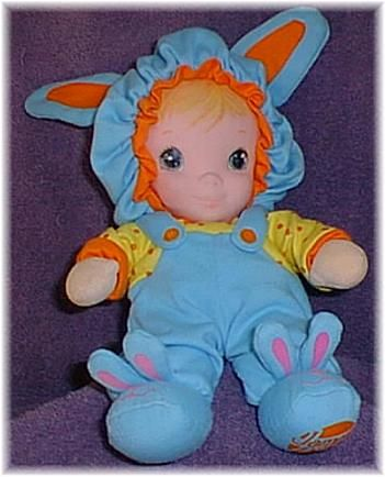 It S A Jammie Pie Does Anyone Else Remember These I Had One They Came Out The Year I Was Born And It Has Never Left Best Baby Doll Animal Pjs Baby