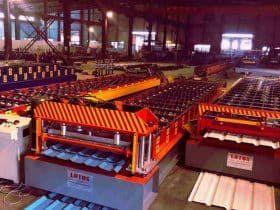 Roofing Sheet Making Machine Rolled Metal Roofing 2o19 Roofing Sheets Sheet Metal Roofing Corrugated Metal Roof