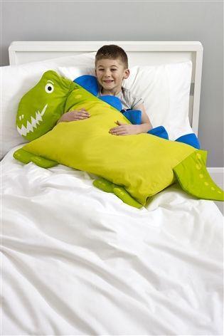 Dinosaur Shaped Pillowcase   Sewing