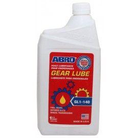 Abro Gear Lube Gl1 140 Lube Car Care Mustard Bottle