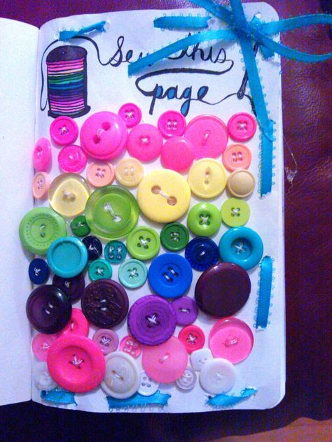 sew this page