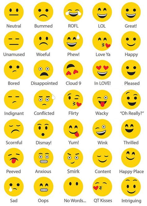 Create a Emoji Dry Erase Wall Decals Face Bubble Creation Room Decor Stickers