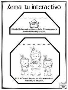 Estupendo Material Interactivo Sobre El Descubrimiento De America 12 De Octubre Material Educativo Actividades De Aprendizaje Para Ninos Dia De La Hispanidad