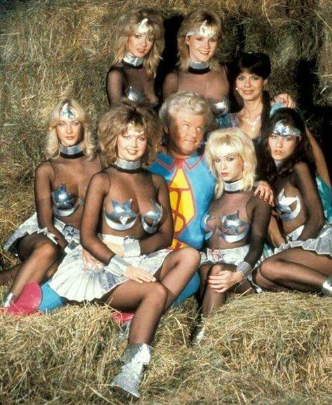 Benny hill, girls' girls ,girls
