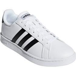 Adidas Grand Court 2019 Weiss Schwarz Sneaker Herren Adidas In 2020 Adidas Schwarze Sneaker Und Turnschuhe
