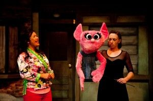 Avenue Q Christmas Eve.Avenue Q At Boulder S Dinner Theatre Like Nothing You