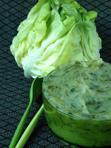 Recette Purée de ma grand mère (laitue pommes de terre)