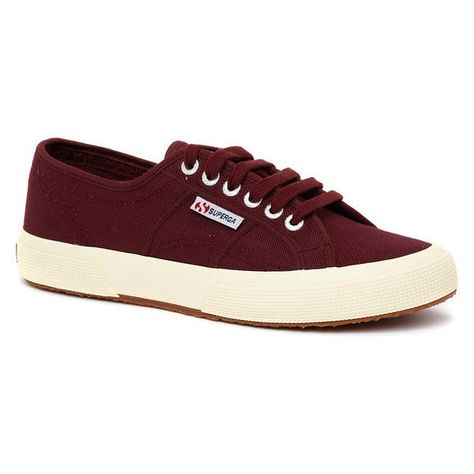 Scarpe SUPERGA 2750 COTU CLASSIC in Bordeaux