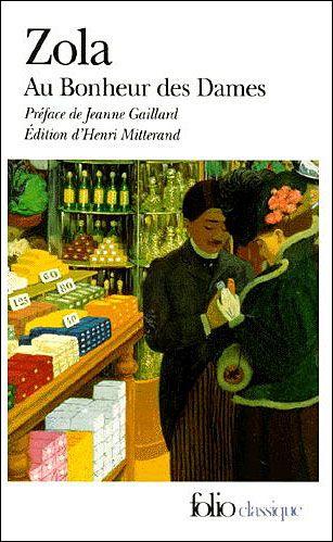 A LIRE Au bonheur des dames - Emile Zola