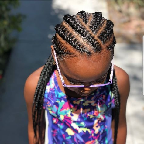 Braided Hairstyles For Kids: 43 Hairstyles For Black Girls