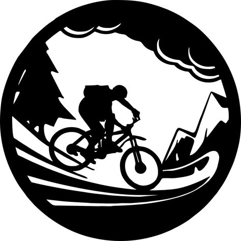 mountain biker-1 laser cut from a old vinyl record, the record is picked at random. If you would like a specific record let us know and we will try our best and find one for you. there may be a charge to you the customer for the cost of the record. Our signs/art are artistic representations, At SMFX we offer unique Signs, art and anything you can dream up. Custom designs are always available, we will work with you to make your ideas come to life. We can make any size you request, just contact us