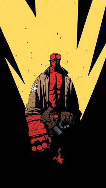 Hellboy Comics 4k3840x2160 Wallpaper In 2019 Mike
