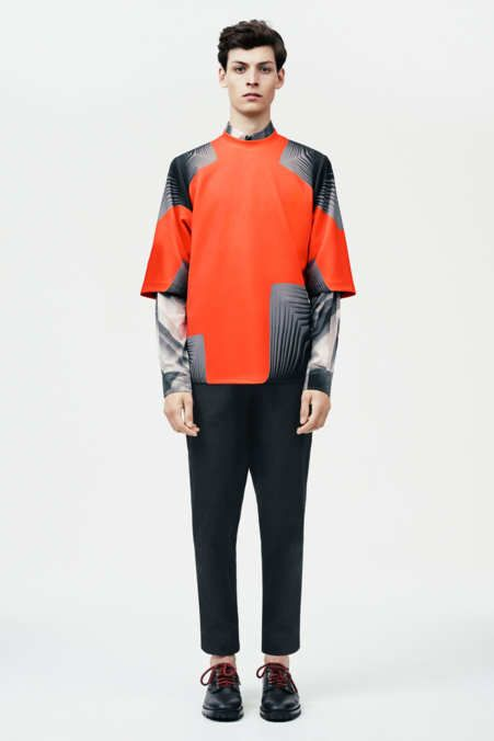 View the Christopher Kane Spring 2015 Menswear collection. See photos and video of the S2015MEN runway show. Christopher Kane