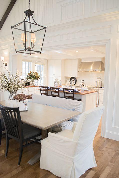 gorgeous kitchen in the HGTV Dream Home 2015 on Martha's Vineyard - Cuckoo4Design