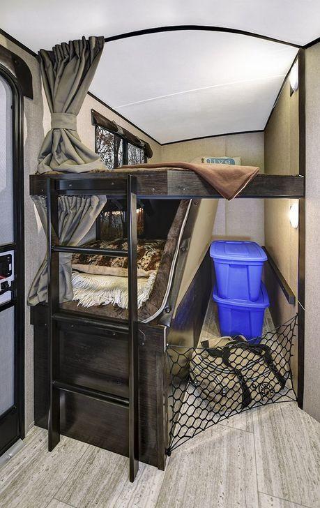 99 Classy Rv Camping Design Ideas For Summer Vacation Travel Trailer Storage Trailer Storage Travel Trailer Organization
