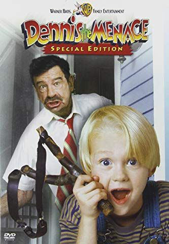 Dennis The Menace Special Edition 90s Kids Movies Kids Movies Childhood Movies