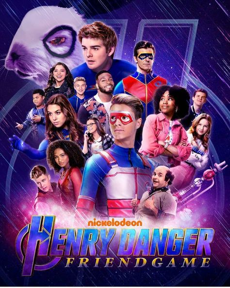 Henry Danger Henry And The Bad Girl : henry, danger, Danger, Ideas, Henry, Norman,, Nickelodeon,, Jason, Norman