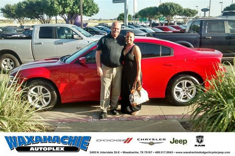 Congratulations To Kira Richie On Your Dodge Charger From Billy