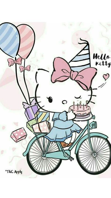 Best Birthday Quotes : Hello Kitty