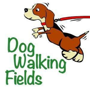 Dog Walking Fields Logo Wouldn T This Be Great On A Hoodie