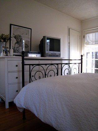 Hemnes Dresser With Noresund Bed Schlafzimmer Schlafzimmer