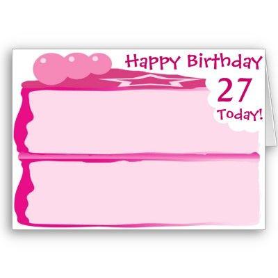 Happy Th Birthday Card