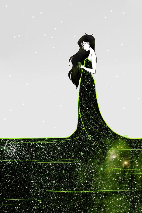 Homestuck Jade Dress