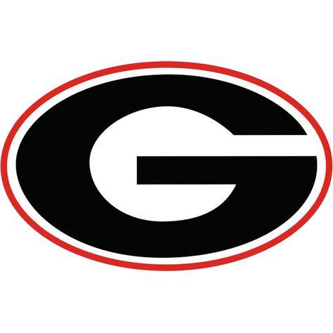 University Of Georgia, College Football Schedule, College Football Logos, College Sport, Georgia Bulldogs Football, Georgia Bulldog Room, Georgia Girls, Football Team