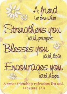 friendship blessing quotes - Google Search