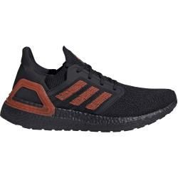 Adidas Ultraboost 20 Men S Sneakers Black Adidas In 2020 Black Adidas Sneakers Sneakers Men