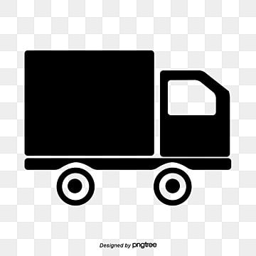 Truck Png Vector Material Truck Clipart Black And White Truck Car Png And Vector With Transparent Background For Free Download Clipart Black And White Car Backgrounds Car Cartoon