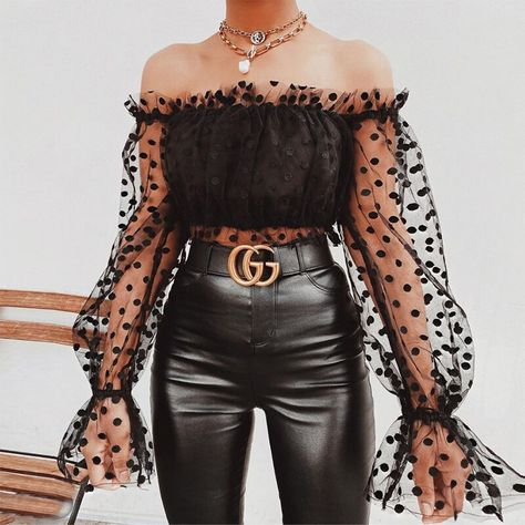 Baddie New Years Party Outfit tøj mode
