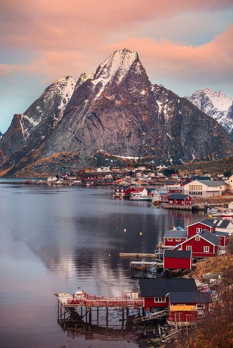 Science Discover Reine at SunsetLofoten Islands Norway - Iny - Nature travel Lofoten Places To Travel Travel Destinations Places To Visit Holiday Destinations Places Around The World Travel Around The World Europa Tour Norway Fjords Europe Destinations, Holiday Destinations, Holiday Places, Places Around The World, Travel Around The World, Europa Tour, Places To Travel, Places To Visit, Norway Fjords