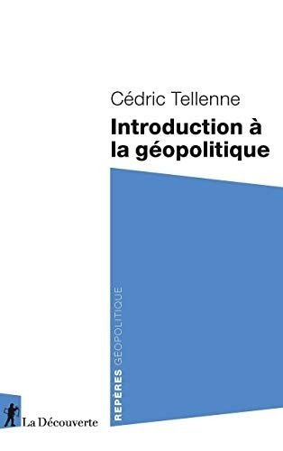 Telecharger Introduction A La Geopolitique Pdf Ebooks Book Lovers This Book