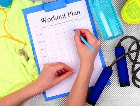 Dlaczego ćwiczę i nie chudnę? Poznaj 4 powody, workout, dieta, ćwiczenia