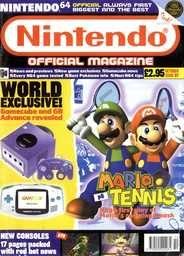 Official Nintendo Magazine Pdf