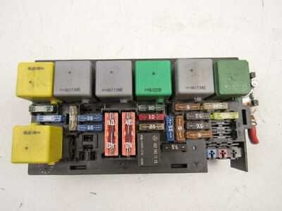 for mercedes r350 fuse box ad ebay  front fusebox relay module fits 06 09 mercedes x164 w164  front fusebox relay module fits 06 09