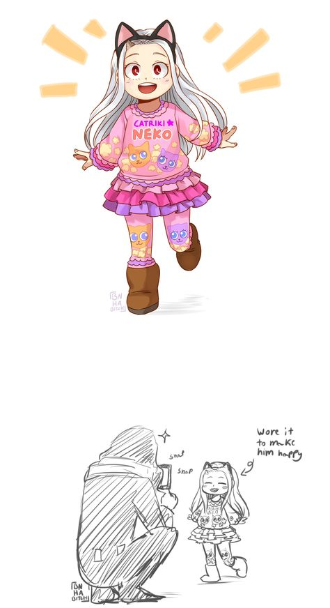 LET AIZAWA DRESS ERI | My Hero Academia | Know Your Meme
