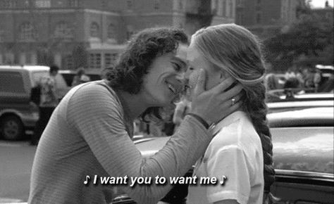 on my fave list...#10thingsihateaboutyou
