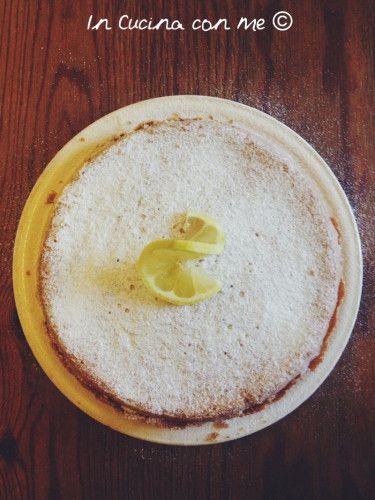 Torta al limone - In Cucina con Me